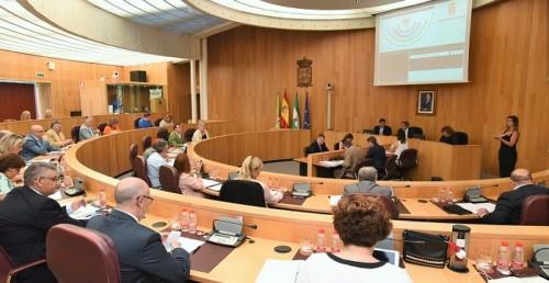 El pleno de Diputación aprueba poner en marcha una inversión de más de 23,3 millones en los municipios