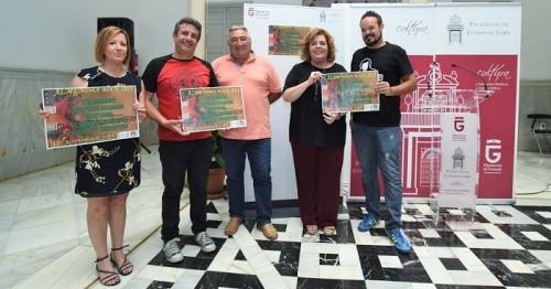 """El pop-rock granadino regresa un verano más a Rubite con el festival """"Almendra Rock"""""""