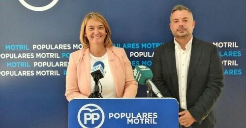 El PP pedirá un pleno extraordinario para debatir sobre el estado de la ciudad y la falta de limpieza de Motril.jpg