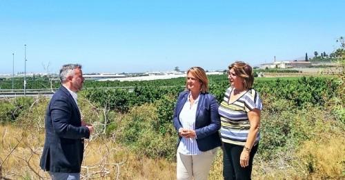 El PP vota a favor de la ampliación de la zona cultivable en Motril