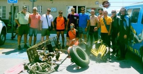 El próximo 14 de julio se realizará una limpieza de fondos marinos en La Guardia