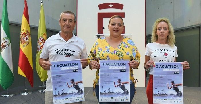 El primer acuatlón de Gualchos-Castell de Ferro aunará la natación y el atletismo en la costa granadina