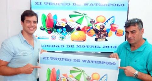 El XI Trofeo Waterpolo Ciudad de Motril congregará a un centenar de jugadores en la piscina olímpica.jpg