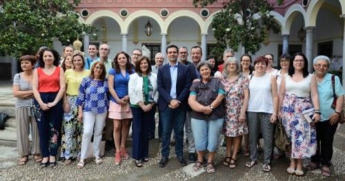 Estrategia Andaluza para la Cohesión e Inclusión Social, actuará en 13 zonas de 9 municipios con población vulnerable