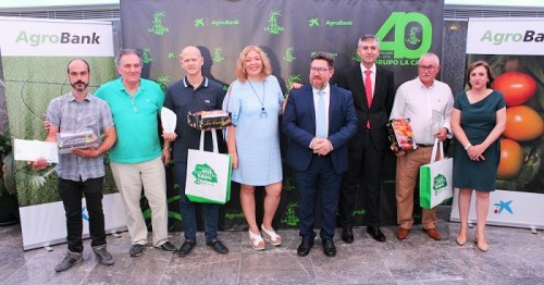 Grupo La Caña presenta la Fundación 'Miguel García Sánchez_ en la celebración de su 40 aniversario