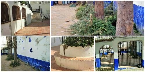 IU denuncia el abandono de algunas zonas del municipio