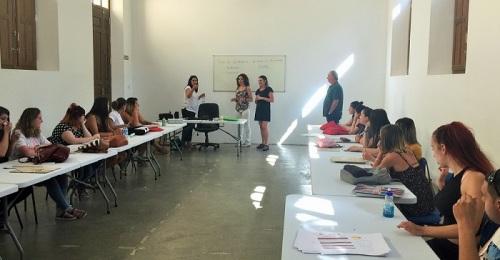 Jóvenes de Órgiva se forman en Atención Sociosanitaria a Personas Dependientes en Instituciones Sociales