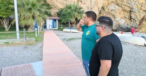 La presidenta de la ELA rechaza la propuesta del PSOE para mejorar el embarcadero de Calahonda.jpg