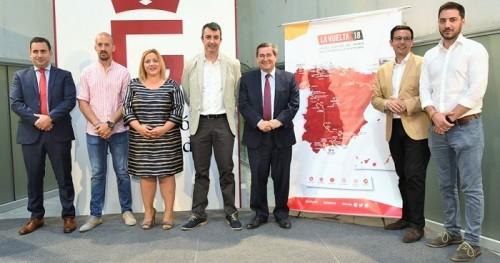 La provincia de Granada acogerá dos etapas de la Vuelta Ciclista a España