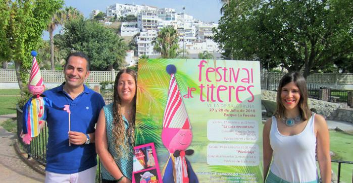 Nace el Festival de Títeres 'Villa de Salobreña'