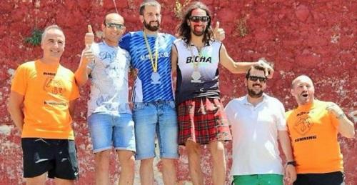 Nuevo podio de José María Toro en el Riders Running de Alhama