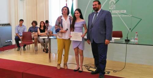 Ocho estudiantes granadinos reconocidos en los Premios Extraordinarios de Bachillerato.png