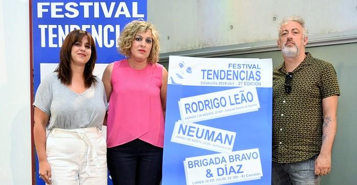 Rodrigo Leão, Neuman y Brigada Bravo&Díaz, en el cartel de la 27ª edición del Festival Tendencias de Salobreña.jpg