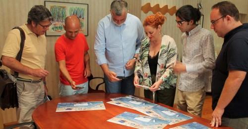 Salobreña distribuirá salvamanteles interactivos para promocionar los recursos turísticos del municipio.jpg