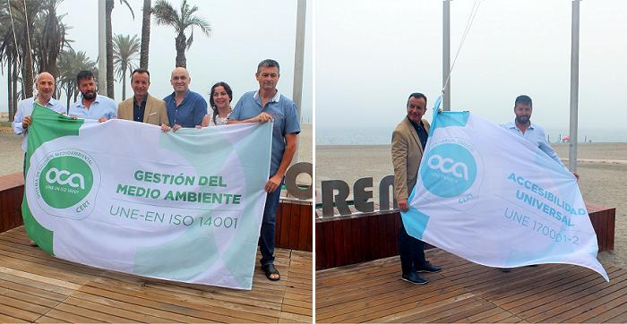 Torrenueva suma dos nuevas banderas que reconocen su apuesta por la calidad ambiental y la accesibilidad a su playa.png
