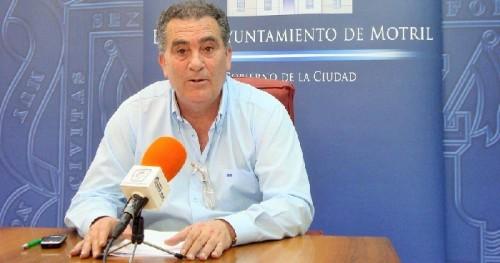 Antonio Escámez, teniente alcalde de Urbanismo, Obras Públicas y Medio Ambiente.jpg