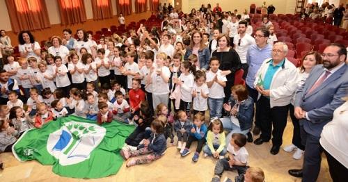 Casi 24.000 alumnos de Granada han participado en el programa ALDEA de educación ambiental