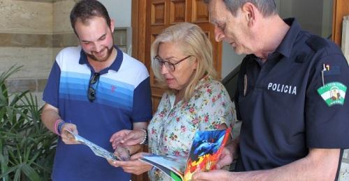 El área de Seguridad Ciudadana pone en marcha un dispositivo especial para las Fiestas Patronales de Motril