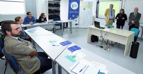 El centro Europe Direct de Diputación suma ya 13 entidades colaboradoras en la provincia