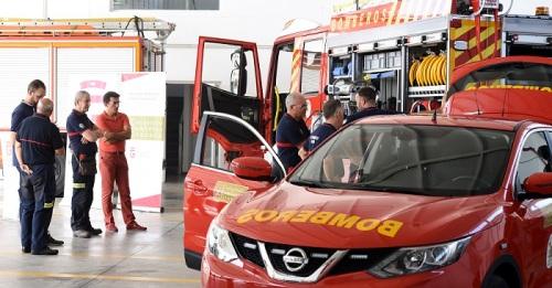 El Consorcio Provincial invierte 350.000 euros en dos nuevos vehículos para el Parque de Bomberos de Almuñécar.jpg