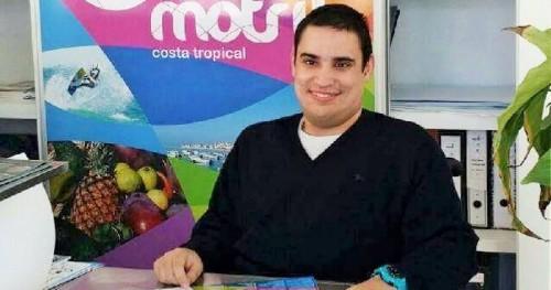El jugador motrileño de Boccia Fernando Antúnez.jpg