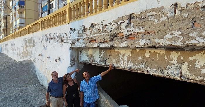 El PP volverá a llevar al Parlamento de Andalucía el arreglo de la Rambla de Villanueva en Torrenueva.jpg