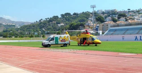 Helicóptero UVI
