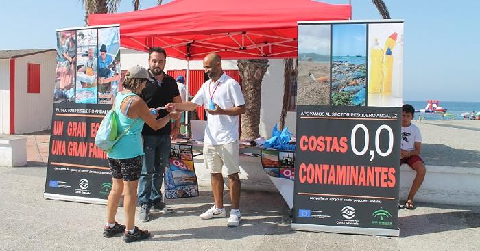 La campaña 'Pesca mediterránea sostenible' llega a Salobreña.jpg