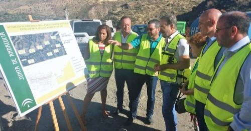 La Junta invierte medio millón de euros en la reparación de cinco kilómetros de la A-348, en la Alpujarra granadina.jpg