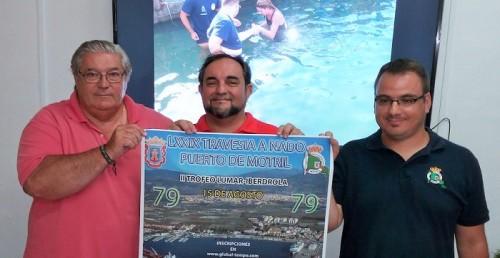 La LXXIX Travesía a Nado del Puerto de Motril congregará a 300 nadadores.jpg