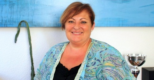 La teniente de alcalde responsable de Comercio, Susana Feixas