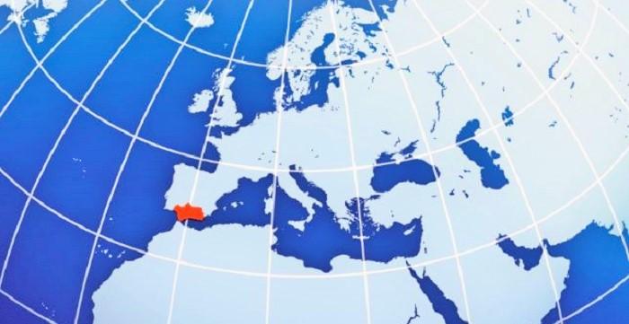 Mapa mundi_Andalucía