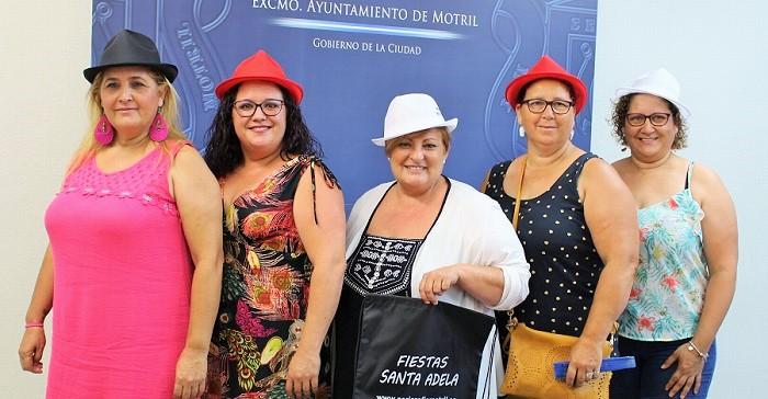 Presentación de las Fiestas de Santa Adela 2018