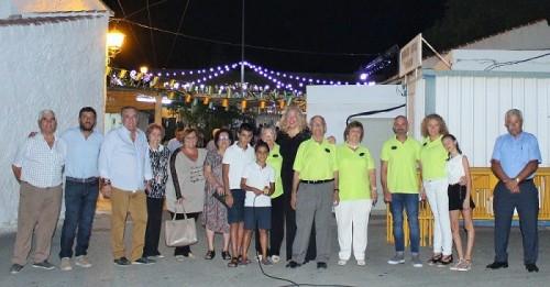 Arrancan las fiestas de Los Tablones en honor a San Antonio de Padua.jpg