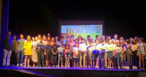 Órgiva homenajea a sus deportistas en la III Gala del Deporte