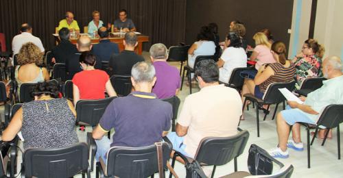 El Consejo Escolar de Almuñécar se reunió para tratar las incidencias del inicio del nuevo curso