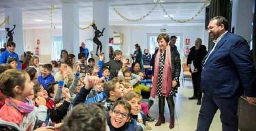 El nuevo curso escolar comienza con un aumento de 187 docentes en los centros educativos públicos granadinos
