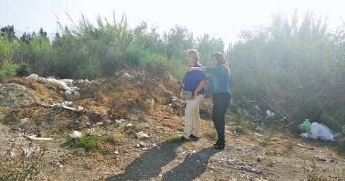 El PP denuncia el estado de abandono del barrio de Varadero