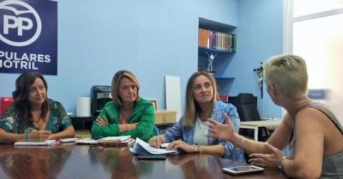 El PP pide a la Junta de Andalucía que favorezca la reagrupación familiar en los Centros Educativos