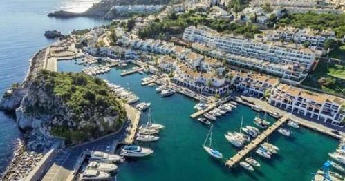 El puerto deportivo Marina del Este registra una ocupación media del 92% durante el verano.jpg