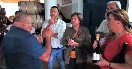 La delegada del Gobierno de la Junta visita la Bodega Calvente en Jete.png