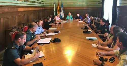 La Junta Local de Prevención y Extinción de Incendios Forestales coordina sus líneas de actuación.jpg