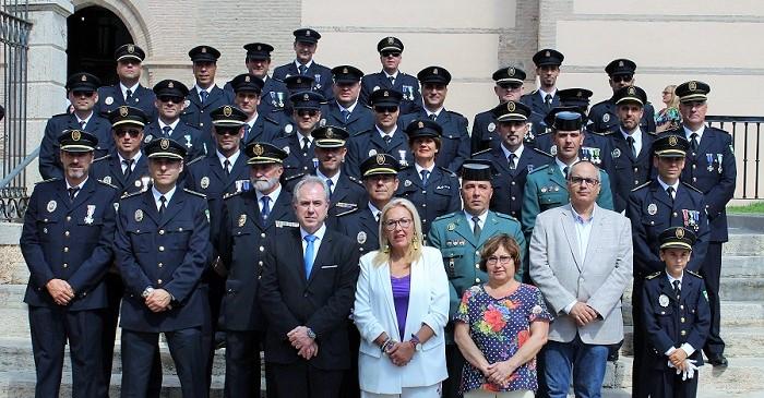 La Policía Local celebra los actos en honor a su Patrón, San Miguel Arcángel.jpg