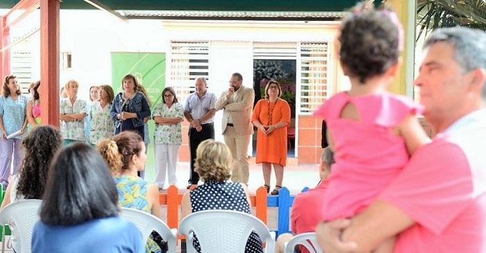 Los escolares menores de 3 años inician el nuevo curso en las 181 escuelas infantiles conveniadas con la Junta.jpg