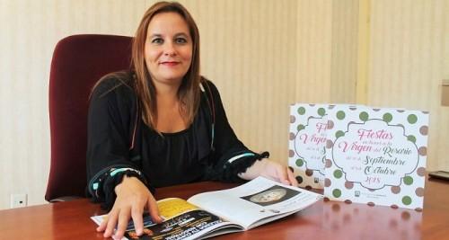 María José García, concejal de Fiestas del Ayuntamiento de Salobreña.jpg