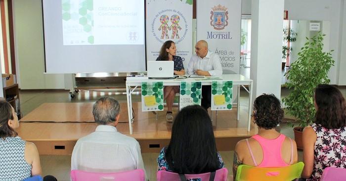 Motril se une a las celebraciones del Día Mundial del Alzheimer