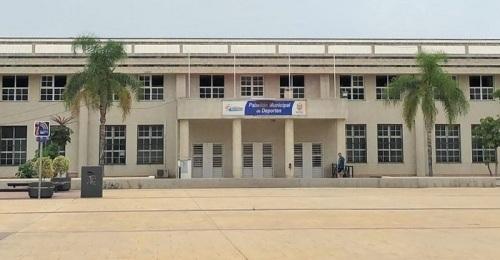 Pabellón municipal de los deportes de Motril