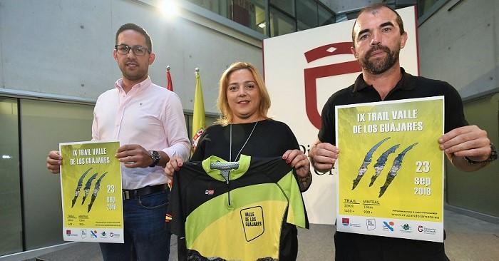 Un centenar de corredores de toda Andalucía participarán en la novena edición del Trail Valle de Los Guájares