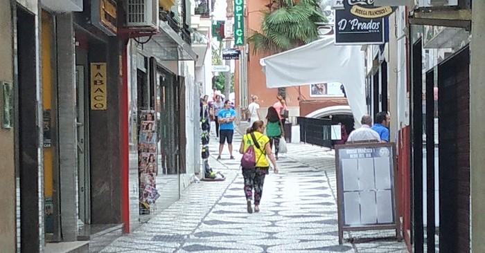Calle Real de Almuñécar