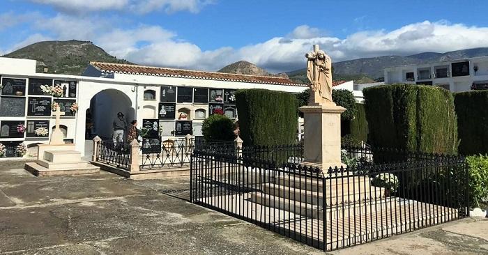 Cementerio municipal de Motril